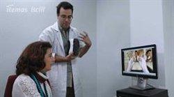 Un médico español crea una 'app' para rehabilitar con realidad virtual a personas que han sufrido un ictus