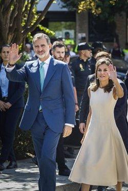 Los Reyes presiden este miércoles la inauguración de la temporada de ópera del Teatro Real