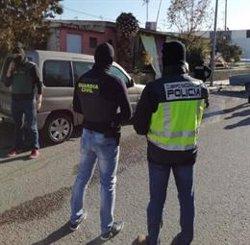 Más de 20 detenidos en la operación contra el narcotráfico en Sanlúcar (Cádiz)