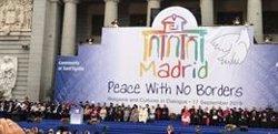 Líderes religiosos de todo el mundo reclaman desde Madrid