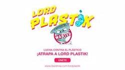 Iberdrola lanza la iniciativa global 'Atrapa a Lord Plastik' para reducir el consumo de plásticos