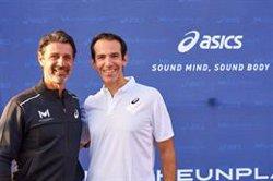 ASICS, proveedor técnico de la Academia de tenis Mouratoglou