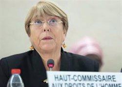 Bachelet celebra la liberación de Zambrano y pide que se extiende
