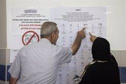 Gantz y Netanyahu piden el mandato para formar Gobierno ante lo igualado de los resultados en Israel