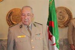 El jefe del Ejército dice que Argelia hace frente a un
