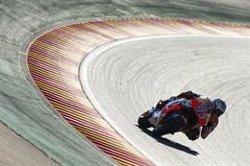 Márquez, Fernández y Migno, los más rápidos en los libres del viernes en MotorLand