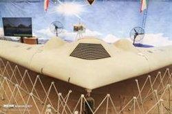 Irán muestra varios drones británicos y de EEUU que entraron en su espacio aéreo