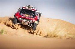 Sainz repite victoria en la cuarta etapa del Rally de Marruecos y Alonso acaba séptimo