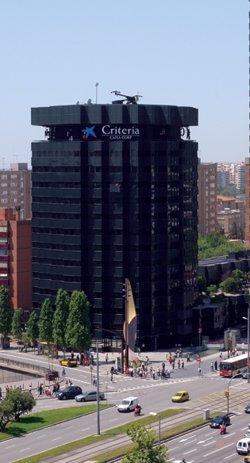 Criteria estudia acudir a la ampliación de capital de Cellnex