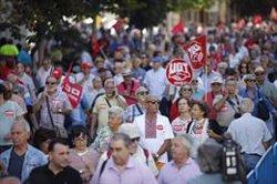 Interior registró en 2018 un total de 32.078 manifestaciones comunicadas, un 10% más que el año anterior