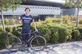 Voluntarios de Telefónica lanzan '#MadridToSloughChallenge', una ruta ciclista España-Inglaterra contra el ciberacoso