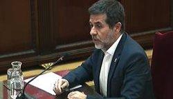 Jordi Sànchez contrasta el secretismo sobre las urnas del 1-O con las filtraciones de la sentencia