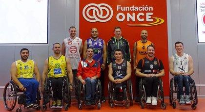 Diez equipos pelearán desde el sábado por el título de División de Honor de baloncesto en silla de ruedas