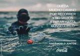 Coca-Cola lanza la campaña 'Hagásmolo juntos' para concienciar sobre la  importancia de la sostenibilidad