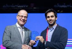 Un emprendedor español gana el premio europeo a la innovación