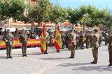 Más de 500 militares y 80 civiles jurarán lealtad a la bandera española este sábado en Talarn (Lleida)