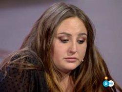 Rocío Flores se enfrenta a Kiko Jiménez en el plató de 'GH VIP 7'
