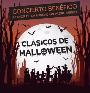 El Concierto de Halloween de Fundación Padre Arrupe recauda fondos para ofrecer un