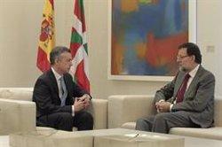 Urkullu tuvo contactos con Rajoy del 14 de marzo a 8 de abril de 2017 para que España y Francia no impidieran el desarme