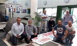El comité de empresa de Endesa en Carboneras se encierra en su sede por el bloqueo del convenio