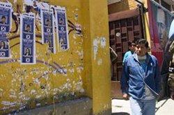 El Tribunal Electoral de La Paz declara el