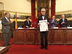 El Nobel Tasuku Honjo, 'padre' de la inmunoterapia, académico de honor electo de la Real Academia Nacional de Medicina