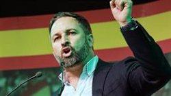 Abascal pide el apoyo de votantes de derecha e izquierda: