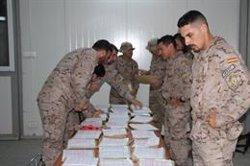 Alta participación en las elecciones entre los 3.000 militares en misiones en el exterior