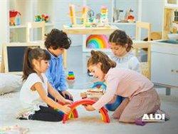 Más de la mitad de los niños juegan con los juguetes nuevos solo una semana, según un estudio