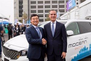 Hyundai Motor Group lanza una nueva empresa de movilidad para crear un futuro