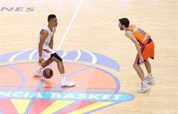 Crónica del Valencia Basket - Bayern Múnich, 82-56