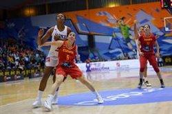 La selección española acusa sus probaturas y cae ante Francia