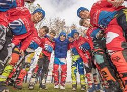 Los hermanos Marc y Àlex Márquez ya tienen alumnos para el quinto Allianz Junior Motor Camp