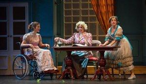 El Teatro Sanpol de Madrid estrena 'Heidi (el musical)'