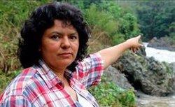 Condenas de entre 30 y 50 años de cárcel para los siete autores materiales del asesinato de Berta Cáceres