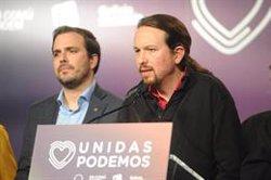 Alberto Garzón, sobre la formación de gobierno: