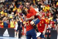 España se lleva el primer duelo del doble enfrentamiento con Japón (3-0)