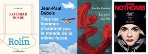 Jean-Paul Dubois, Premio Goncourt Elección de España 2019, por su novela 'Todos los hombres no viven de la misma manera'