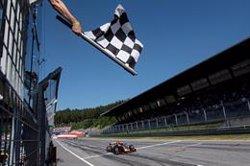 La FIA recupera la bandera a cuadros como señal oficial de