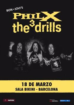 El guitarrista de Bon Jovi y su banda 'The Drills' actuarán en la Sala Bikini de Barcelona