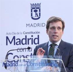 Alcalde de Madrid asegura que ERC y ETA persiguen los mismos fines: romper la Constitución y la unidad de España