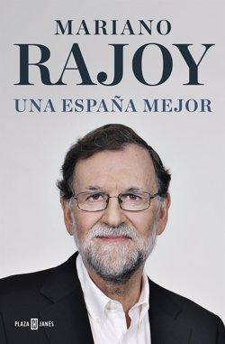 Rajoy, primer presidente español que pone voz a sus memorias con la publicación del audiolibro de 'Una España mejor'