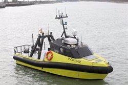 Navantia Sistemas integra con éxito los sistemas de la primera embarcación autónoma en España
