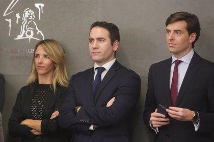 El PP exige a Sánchez que llame a Casado antes de reunirse el lunes en Moncloa y avisa que no aceptará