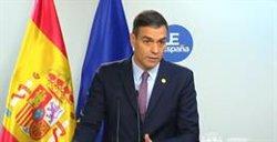 Sánchez dice que el Gobierno esperará a un acuerdo con los agentes sociales para decidir la subida del SMI