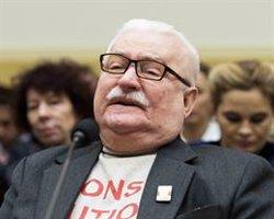 El expresidente de Polonia Lech Walesa llama a la población a protestar contra la reforma judicial del PiS