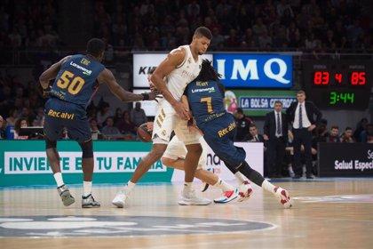 (Previa) Real Madrid y Baskonia abren la segunda vuelta con hambre