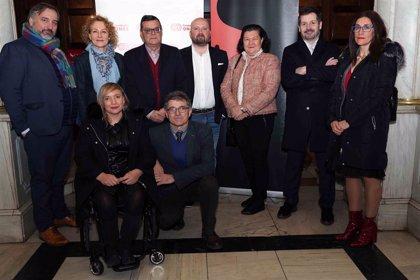 Fundación ONCE y Fundación Smedia acuerdan mejorar el acceso al teatro de personas con discapacidad