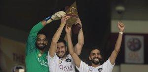 El Al Sadd de Xavi, campeón de la Copa de Catar