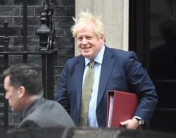 Johnson celebrará el Brexit con un discurso y un espectáculo de luces